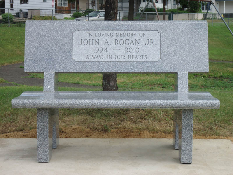 direct products large memorials a sandblasted gray benches bench memorial granite